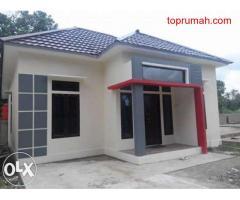 Rumah type 70 jl. petani danau sentarum PAM lancar