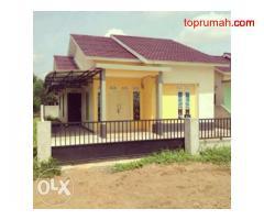 Rumah dengan tanah luas, kawasan tenang