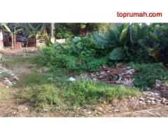 Tanah Dijual Lokasi Depan Gerbang Banjar Wijaya Kota Tangerang