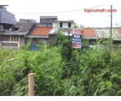 Dijual Tanah hadap Selatan di Cengkareng