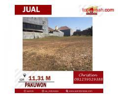 tanah daerah Pakuwon City