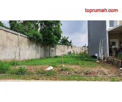 KAVLING Tanah Banjar Wijaya Tangerang