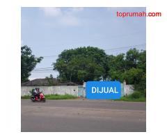 Di Jual Tanah Padat Exs Pabrik Di Cirebon