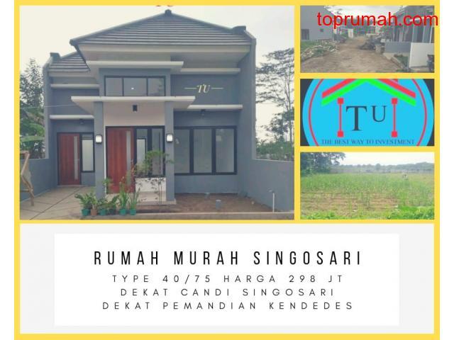Perumahan Daerah Singosari Dekat Tol Surabaya Malang