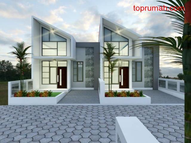 Rumah Mewah Harga Murah Desain Modern Hanya 300 Jutaan Kota Malang