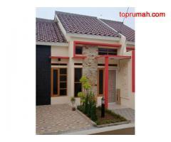 Rumah type 90/55 sedang tahap finishing nempel dengan jalan raya aktif 3 kamar tidur 1 kamar mandi