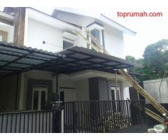Rumah 2 Lantai Siap Huni Harga Murah Di Tunjungsekar Kota Malang