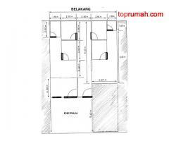 Rumah di Sewa - Pondok Pinang