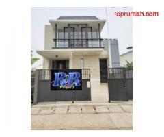 Rumah Mewah Ditengah Kota Kebayoran Baru Jakarta Selatan