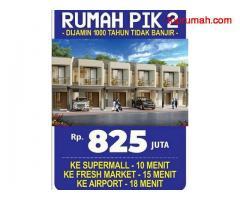 RUMAH Milenial at PIK 2