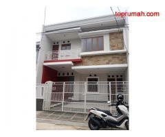 Rumah Baru Dalam Komplek Elite Pondok Kelapa Jakarta Timur