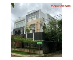 Rumah Mewah Plus Swim Poll Kemang Jakarta Selatan