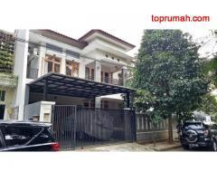Rumah Mewah Plus Swim Poll Sektor Bintaro Tangerang Selatan