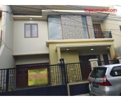 Rumah Baru Akses Strategis Rawamangun Jakarta Timur