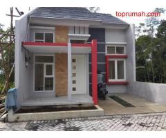 Rumah Di Wagir Malang Desain Mewah Ecca One Residence