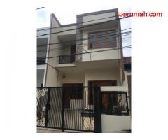 Rumah Baru Rawamangun Jakarta Timur