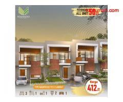 Rumah Villa Mewah Islami 2 Lantai Di Maheera Royal Garden Kota Batu