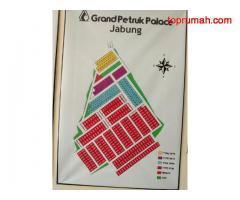 Rumah Murah Strategis Grand Petruk Palace Jabung