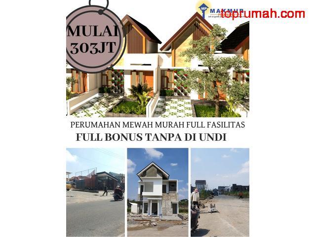 Dijual Rumah Harga 300 Jutaan Di Malang Kota
