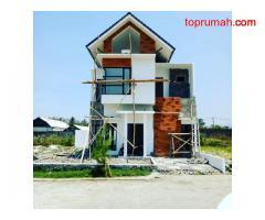 Rumah Cluster 2 Lantai Full Fasilitas Jawara Land