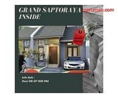 Rumah Murah eksklusif Grand Saptoraya Inside