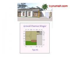 Rumah Modern Di Wagir Malang GRAND PESONA WAGIR