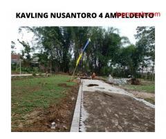 Tanah Kavling Di Ampeldento Pakis Malang