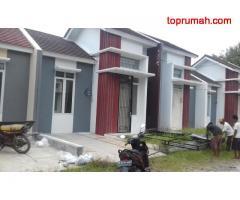 Rumah dekat pusat kota KPR DP 20jt atau 0%