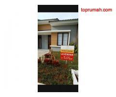 Rumah murah minimalis aman dari banjir dekat dengan stasiun dan pasar