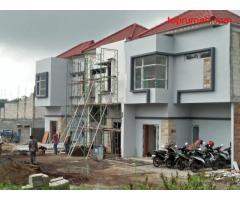 Rumah vila 2lantai kota Batu // kredit tanpa riba