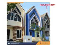 Rumah Basement Modern Semarang