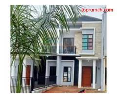 Rumah dekat stasiun Sudimara ciputat