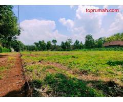 Dijual tanah 55Juta di Kab Karanganyar, Jawa Tengah
