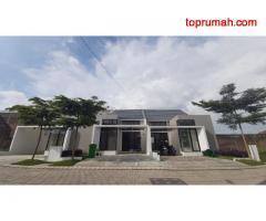 Rumah Mewah Dan Murah Poros Jalan Raya Di Kanigraha Malang Kota