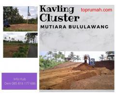 Tanah dan Rumah Selatan Kota Malang Mutiara Bululawang