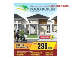 Hunian modern dan nyaman Grand Eksekutif Podo Rukun