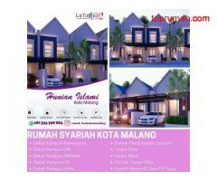 Rumah Syariah Murah Siap Bangun Dekat Kampus Di La Tansa Kota Malang