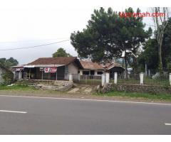 DIJUAL!!! TANAH dan Bangunan  Daerah kawasan wisata Ciater Subang