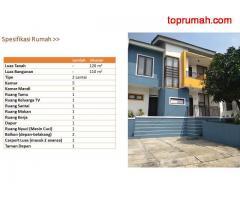 Dijual Rumah Semi Villa View Terbaik Kota Bandung