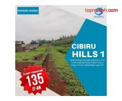 Tanah kavling Cibiru Hills 1 dengan Angsuran Syariah/Cash Keras/Cash Bertahap