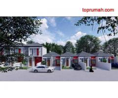 Rumah Syariah 1 Dan 2 Lantai Di Darus Sakinah Dekat Exit Tol Malang