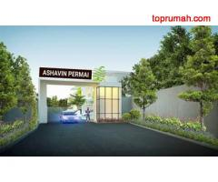 Rumah Modern Minimalis Dekat Kantor Terpadu Di Ashavin Kota Malang