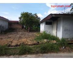 Tanah dijual di Pekanbaru