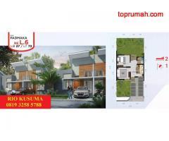 Rumah Type Real Estate di Citra Maja Raya