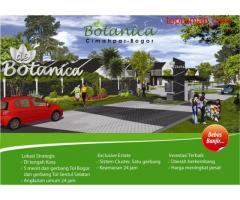 Debotanica Cimahpar, Rumah Ekslusif & Strategis di Bogor Utara MD748