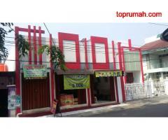 Dijual Rumah Usaha & Kios Produktif