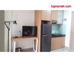 Disewa Bulanan Apartemen B Residence BSD Tipe Studio Full Furnished AG1232