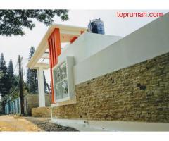 Cluster mewah harga murah 2Lantai di kawasan strategis dekat full Busway dan Tol Jakarta