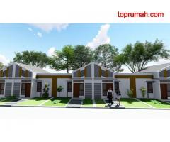 Rumah Murah Desain Modern 100 Jutaan Di Mutiara Tlogowaru Kota Malang