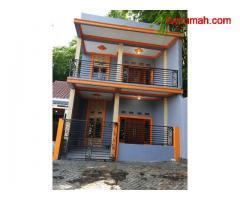 Rumah 2 Lantai Siap Huni 500 Jutaan Di Alam Buring Inside Kota Malang